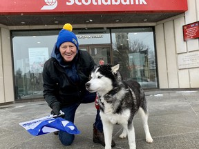 Coun. Martin Ritsma, the board chair, president and interim executive director of Stratford/Perth Shelterlink, has been touched by donations Stratford residents have made to Coldest Night of the Year ahead of the fundraiser's local launch on Saturday. Cory Smith/Stratford Beacon Herald