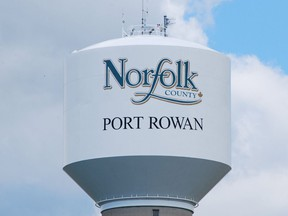Expanding water-treatment capacity in Port Rowan is one of the possible solutions for Norfolk's water woes. FILE PHOTO