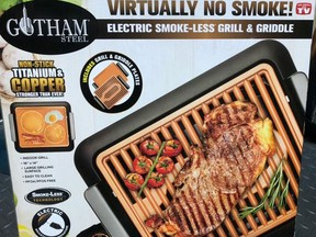 Health Canada is advising anyone who purchased the Gotham Steel Electric Smoke-less Grill & Griddle, model number 1811, toiImmediately stop using the Grill and contact the company for a refund due to an electrical hazard.