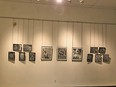 The pop-up gallery at Prairie Fusion Arts and Entertainment. (supplied by Lee Beaton)