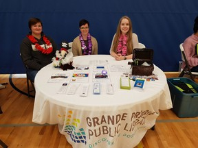 The Grande Prairie Public Library is looking to hire two students for summer positions.