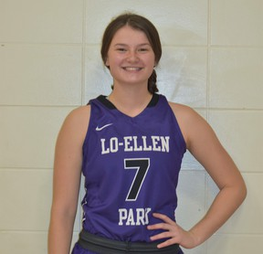 Kaitlyn Simard is another product of the Timmins Selects youth basketball program who will be taking her love of the game to another level. She has been recruited to play for Mount Allison University in New Brunswick.  Supplied