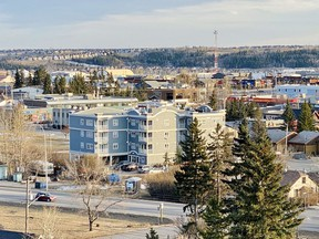 There's continuing town programming curated in the FCSS office at the base of this building that parents, seniors, kids and adults all might be interested in. Patrick Gibson/Cochrane Times