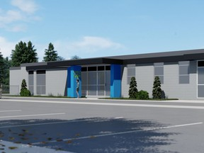 Plans for a $3.1-million upgrade to Port Lambton's Sacred Heart Catholic School were presented to the St. Clair District Catholic School Board during their March 30 meeting.Handout/Courier Press