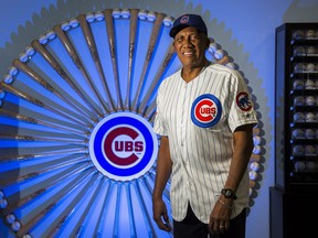 Baseball Hall of Fame pitcher Fergie Jenkins of Chatham, Ont. (Julie Jocsak/Postmedia Network File Photo)