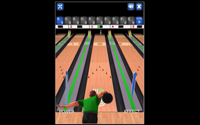 Virtual bowling is a new option for competitors in this year's Big Brothers-Big Sisters Bowl for Kids' Sake from April 10-30. (Screen shot of the online game)