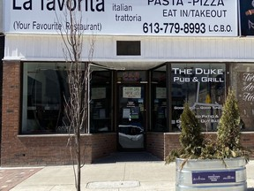 Anyone who visited The Duke on Belleville's Front Street between March 30 and April 2 should isolate and seek testing, public health officials say. They add those who visited Friday afternoon are high-risk contacts of a symptomatic COVID-19 case.