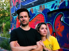 Brantford native Devon Lougheed and Gina Kennedy, who make up the band Altered by Mom, released a song a week during the pandemic in 2020. The collection is aptly titled 52 SONGS.
