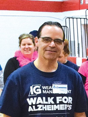 File photo Terry Caporossi, Alzheimer Society of Sault Ste. Marie and Algoma District executive director
