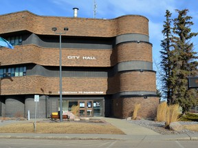 Spruce Grove council recieved an update on the Arena Complex project that included a new Civic Centre concept, during a regular council meeting on April 26.