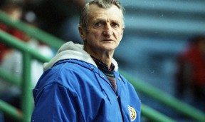 Legendary hockey coach MikeZuke, who died in 1998 at 68, provided hockey opportunities for many Sault Ste. Marie youngsters. SAULT STAR FILE PHOTO