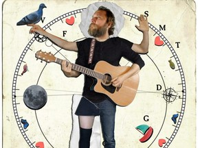 Ottawa-based folk singer Craig Cardiff is performing an online show that will double as a fundraiser for the local branch of the United Way on Saturday. (Contributed photo)
