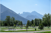 Waterton Townsite Campground following Federal Infrastructure Investment program improvements.
