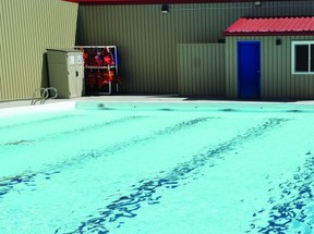 The Tom Hornecker Recreation pool opens this Saturday.