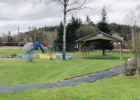 The well-used Community Peace Garden has had several improvements, including a fitness trail, playground equipment and gazebo. The garden boxes are set to be refreshed and repainted.