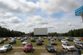 Villages United Church will be holding drive-in services at the Starlite Drive-In in Shipka throughout the summer season. Handout