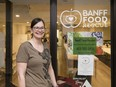Alanna Pettigrew is the founder and CEO of Banff Food Rescue, in the Sundance Mall on Banff Avenue.