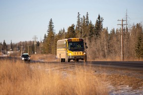 An app for phones will keep parents and students in the Peace Wapiti Public School Division up to date on any delays or cancellations in school bus services.