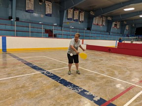 Handout Not For Resale  Char-Lan Recreation Centre's ice pad replacement project (pictured) in Williamstown, along with with five other local projects recently received $2.3 million in funding from both the federal and provincial governments. Handout/Cornwall Standard-Freeholder/Postmedia Network