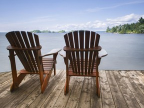 The appeal of owning a cottage country appears to be growing along with the trend of telecommuting, which allows many professionals to work from just about anywhere.  Not Released