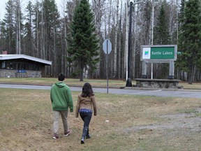 Just in time for May Run long weekend, provincial parks across Ontario will open for for day-use beginning this Friday.  Ron Grech/The Daily Press