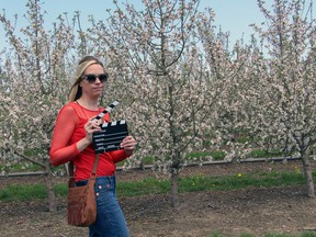 Freelance filmmaker Tanya van Rooy is creating a film resource guide for Norfolk County. Submitted