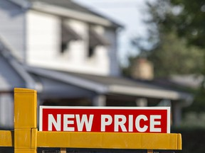 The St. Thomas area marked another record month for home sales in April.  Brian Thompson/Postmedia Network file photo