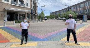 Local non-profit, altView Foundation has plenty of Pride Month activities planned for June and beyond. Lindsay Morey/News Staff