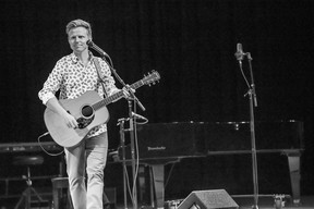 Edmonton-based singer-songwriter Martin Kerr will kick off this year's Summer Sessions on Wednesday, Jun. 16. Photo by Cheers Photography.