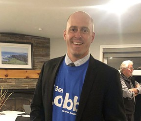 Huron-Bruce MP Ben Lobb. He and other Conservatives MPs voted against a federal bill that would ban conversion therapy. Handout