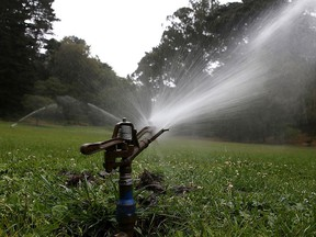 The county's latest water restriction, which was issued on Tuesday, June 29, is a precaution to keep water stored in county reservoirs at acceptable levels for critical activities like cooking, drinking and firefighting. Photo Supplied