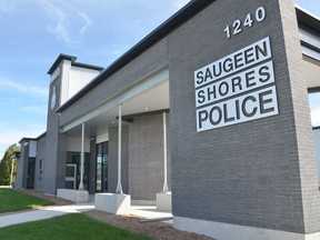 """Town of Saugeen Shores councillors will sign a revised Community Safety and Well-Being Plan agreement, but Mayor Luke Charbonneau is not happy with the governance model of an advisory committee that he likened to the """"UN rather than a regular committee."""""""