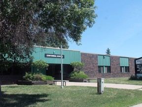 Due to an issue with water damage and mould, Grade 7 and 8 students from Centennial School will begin the 2021/22 school year at Queen Elizabeth School while remediation takes place.