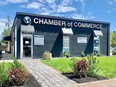 The Fort Saskatchewan and District Chamber of Commerce. Photo by James Bonnell.