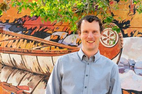 Dylan Bressey is the first incumbent to toss his hat into the race for a city councillor seat for this fall's election.