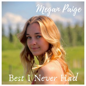 Megan Paige, a singer-songwriter from Rollyview, released her debut single last week. (Supplied by Megan Paige)