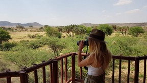 With a passion for photography and a dream of an African Safari, Grande Prairie's Kaitlin Bull embarked on a once in a lifetime trip to Kenya and returned with a collection of stunning photographs that will be exhibited at the Beaverlodge Art and Culture Centre July 25 to August 26.