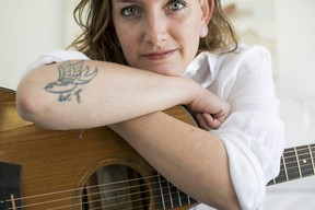 London singer-songwriter Carly Thomas will be at the London Brewing Co-operative Friday for the release of her new single Stay With Me (included on her upcoming album, Behind the Ficus) and at Palasad Socialbowl Saturday as live music returns. (Nina Konjini photo)