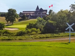 Widder Station Golf, Grill & Tap House at 8395 Decker Rd., Thedford, ON.
