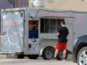 Food trucks are a popular choice for families, tourists and local residents at events and festivals in summer.