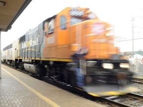 Work is underway to arrange a meeting between the president and CEO of Ontario Northland and South River officials to discuss the possible return of passenger rail service.