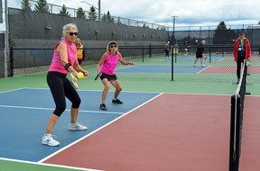 Over 300 participants from across Alberta and Canada competed in the 2021 Pickleball Alberta Provincial Championships in Spruce Grove, Aug. 5 to 8. Gold, silver and bronze medals were awarded in several age categories and skill levels during the four-day tournament.