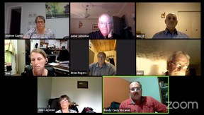 Bonfield's general government and finance committee recently met via Zoom to discuss the 2021 budget.