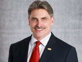Darrell Belyk is seeking re-election to council this year.