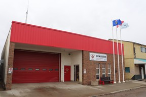 Lac Ste. Anne County Fire Services.