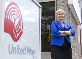 """Kelly Ziegner, executive director of the United Way Elgin Middlesex, said having mentors helps students be """"successful in school, and in their friendships and relationships at home."""" The agency is collecting donations until Aug. 11 that will be given to member agencies to fund tutoring mentoring programs for the upcoming school year. (File photo)"""