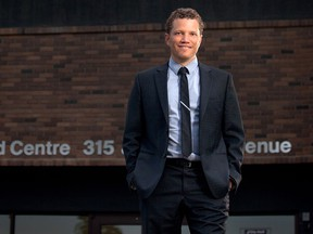 Spruce Grove councillor Dave Oldham has announced he is seeking a second term on city council.