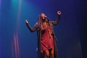 Winner of the 2021 Junos Blues Album of the Year, Crystal Shawanda performs as Sunday's headliner at the Capitol Centre for this year's Bluesfest. Michael Lee/The Nugget