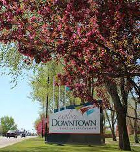 Fort Saskatchewan City Councillor Deanna Lennox has put forward two motions regarding downtown Fort Saskatchewan this month, as she called for her council colleagues to make downtown a priority. Photo Supplied.
