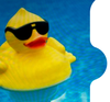 The Foothills Kinettes are doing a duck race raffle.